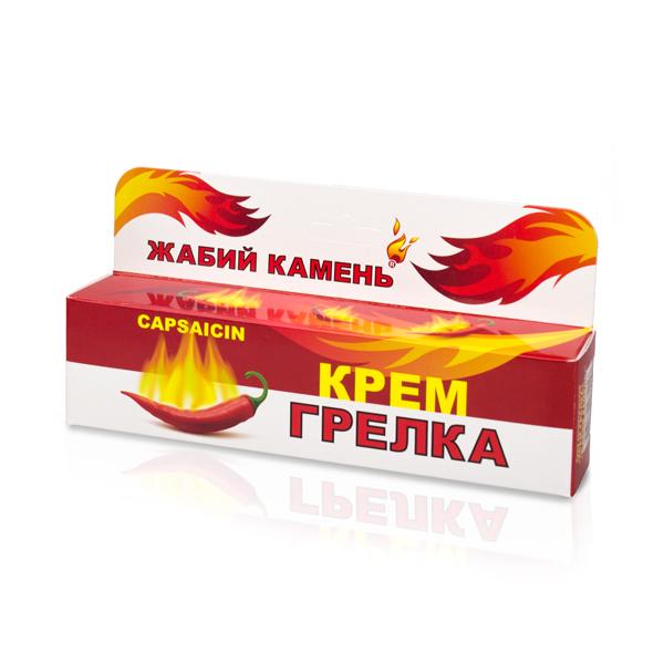 Жабий камень ® крем-грелка косметический, 50 г