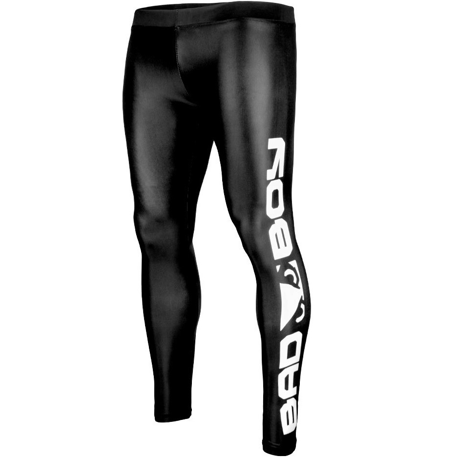 Компрессионные штаны Компрессионные штаны Bad Boy Origin Spats - Black/White 1.jpg