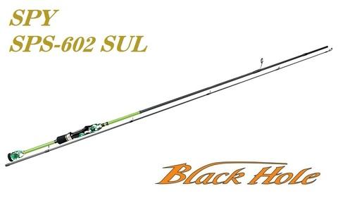 Спиннинг Black Hole Spy 602SUL 1.83м, 0.5-5г, SPS-602SUL 2019