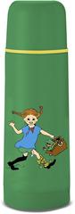 Термос детский Primus Vacuum bottle 0.35 Pippi Green