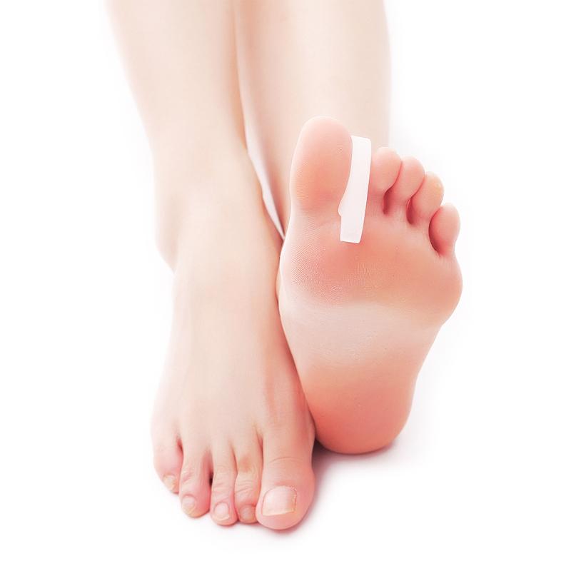 Ортопедические разделители пальцев стопы плоские, 1 пара
