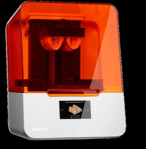 3D принтер Form 3B, Formlabs США