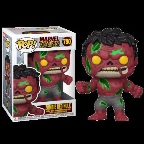 Zombie Red Hulk Funko Pop! || Зомби Красный Халк