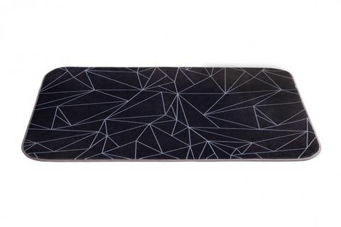 Плюшевый коврик 120х160 см Prizma