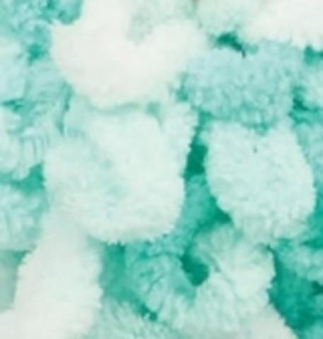 Пряжа Puffy Color Alize 6401