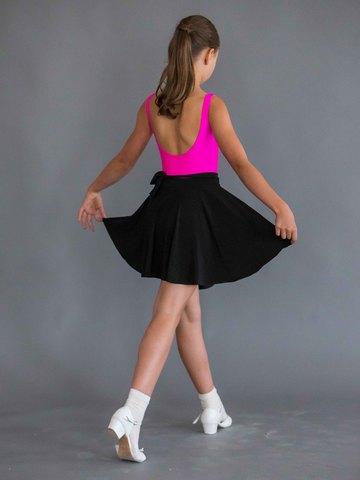 Юбка для танцев на завязках