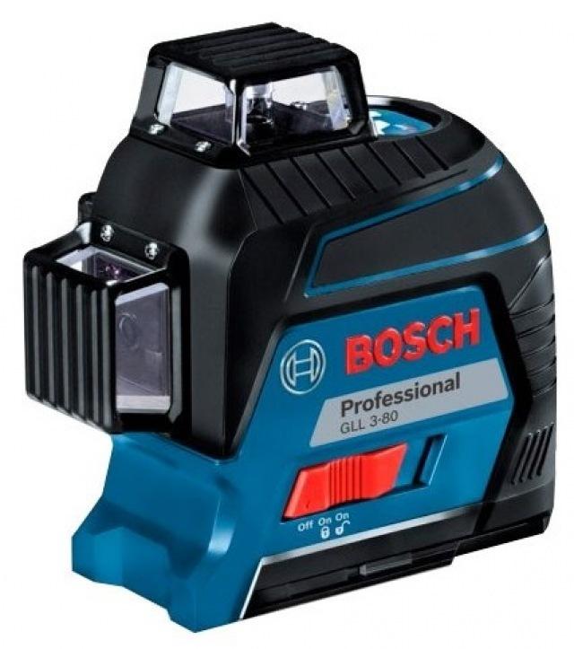 Лазерные уровни BOSCH Лазерный уровень BOSCH GLL 3-80 Professional (0601063S00) 182439.jpg