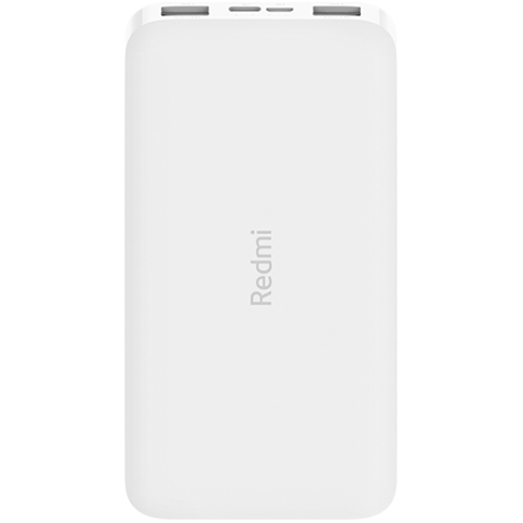 Аккумулятор Xiaomi Redmi Power Bank 10000 (White)