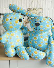 Подушка-игрушка антистресс Gekoko «Ромашковый Мишка» 3