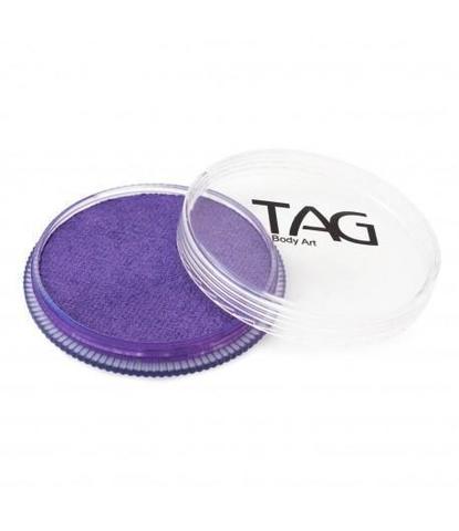 Аквагрим TAG 32гр перламутровый фиолетовый