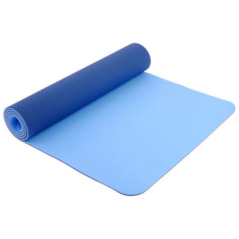 Набор для йоги Фруктовый Комфорт (коврик, чехол, ремень, 2 блока)