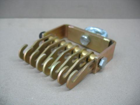 Гребенка 8 крючков усиленная
