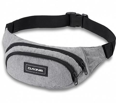 Поясная сумка Dakine HIP PACK GREYSCALE
