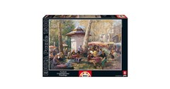 Puzzle «Эмирган, Стамбул»  1500 pcs