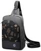 Однолямочный рюкзак  ARCTIC HUNTER XB00117 Серый