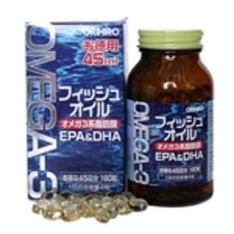 ORIHIRO OMEGA-3 EPA&DHA - ОМЕГА-3