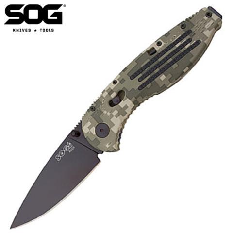 Нож SOG модель AE-06 Aegis Digi Camo