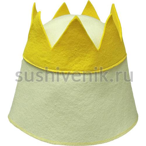 Фетровый колпак Царь