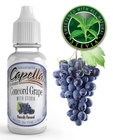 Ароматизатор Capella  Concord Grape with Stevia