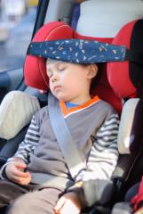 Фиксатор головы ребенка для автокресла Клювонос Машинки