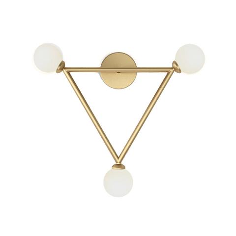 Настенный светильник копия Triangle by Atelier Areti