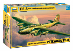 Самолет «Пе-8»