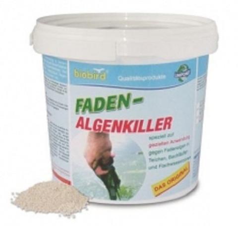 Средство для борьбы с нитевидными водорослями в пруду Biobird Faden Algenkiller 2,5Kg