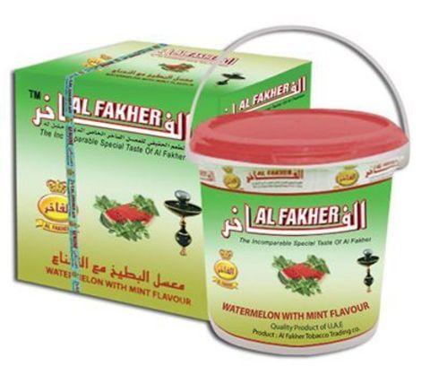 Al Fakher - Арбуз с мятой, килограмм