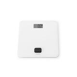 Цифровые весы для ванной комнаты, работа без батареек, Белый, артикул 281365