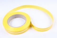 Лента простая Итальянское тиснение (2см*50м), желтый