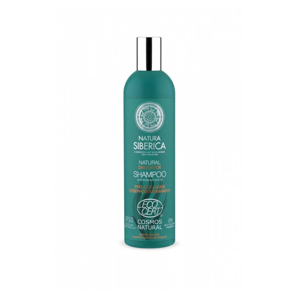 Шампунь для жирных волос Daily Detox