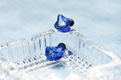 Shanling AE3 blue, внутриканальные наушники