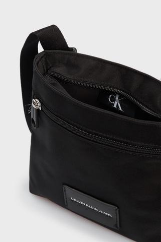 Мужская черная сумка MICRO FLATPACK Calvin Klein