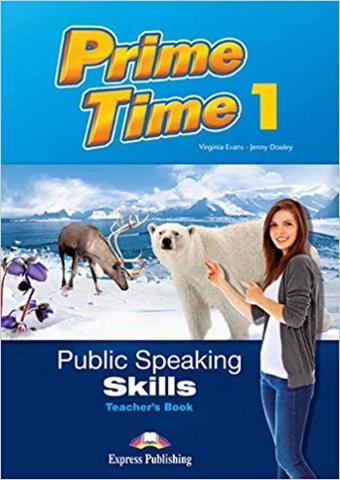 Prime Time 1 PUBLIC SPEAKING SKILLS TEACHER'S BOOK