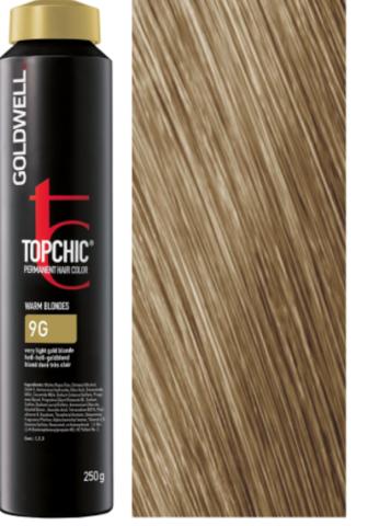 Goldwell Topchic 9G светло-русый золотистый TC 250ml