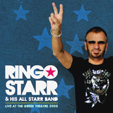 Ringo Starr & His All Starr Band / Live At The Greek Theatre 2008 (RU)(CD)