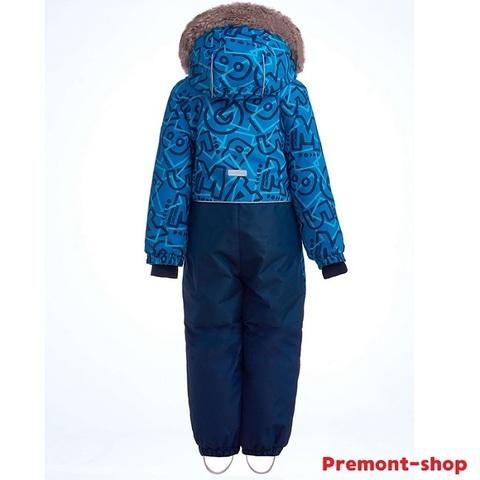 Детский комбинезон Premont Хамбер Колледж WP92174 BLUE