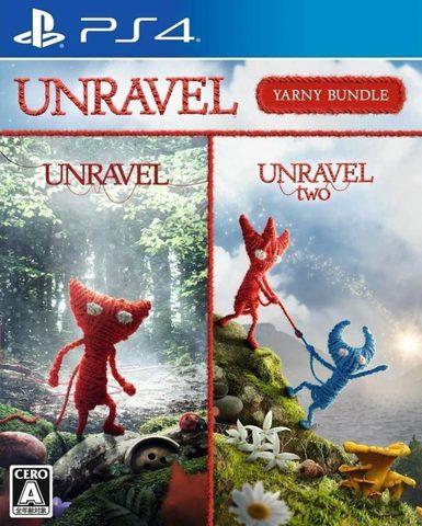 Комплект Unravel Yarny