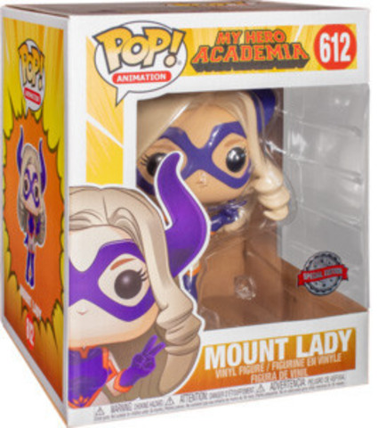My Hero Academia – Mount Lady Funko Pop! || Леди Гора