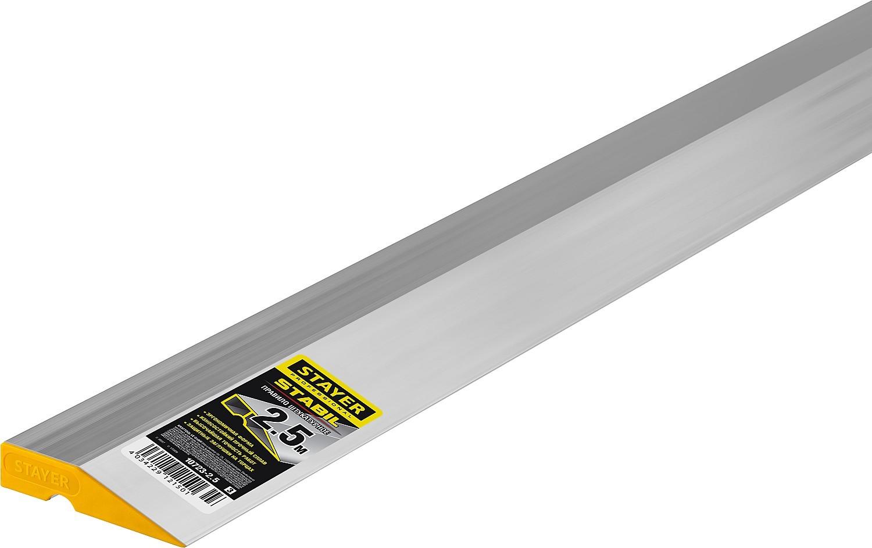 Правило STABIL, 2.5 м, STAYER Professional 10723-2.5