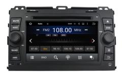 Магнитола GF-7027KD8 Toyota Prado 120 2002-2009 Android 8.1