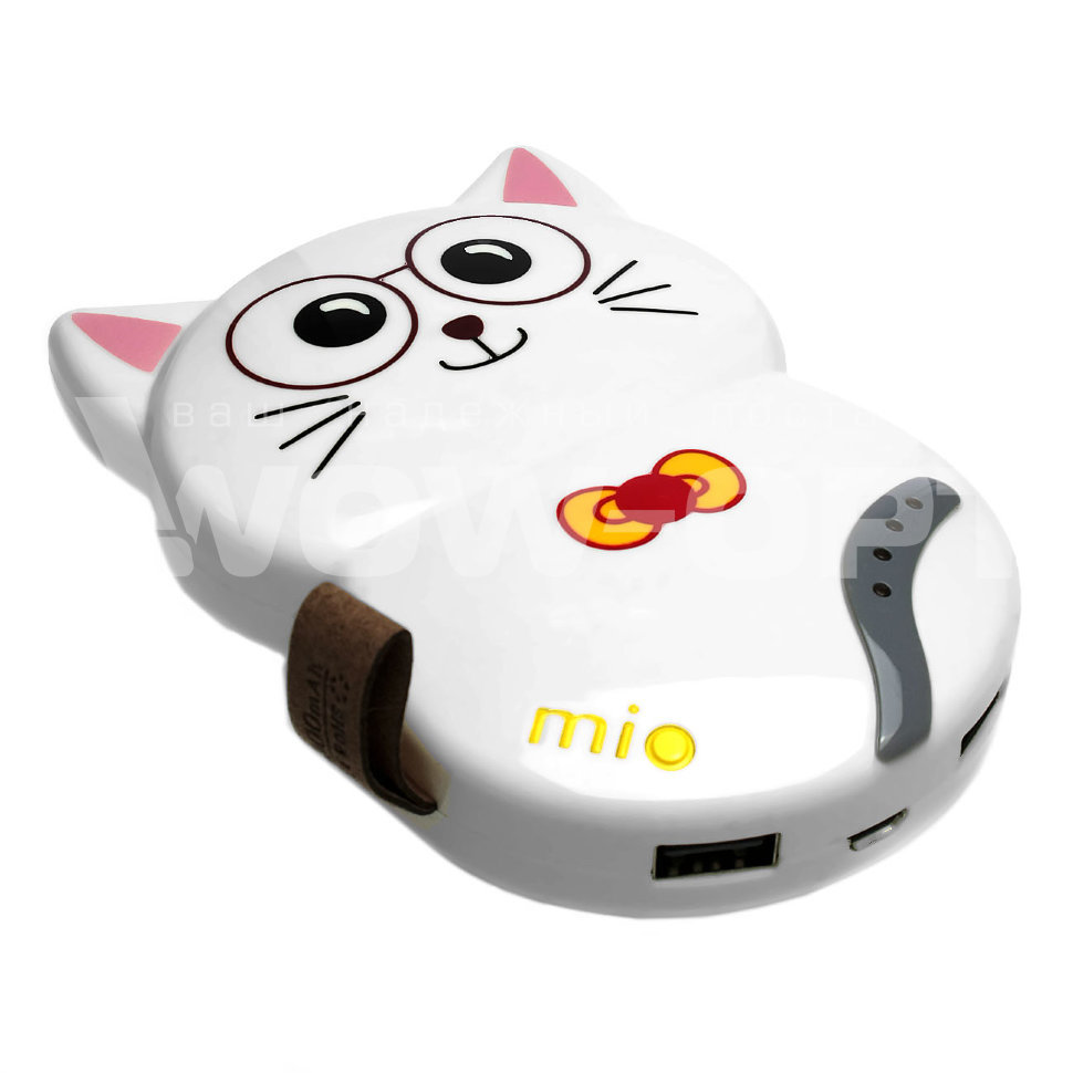 Power Bank Money Cat 1200mAh оптом