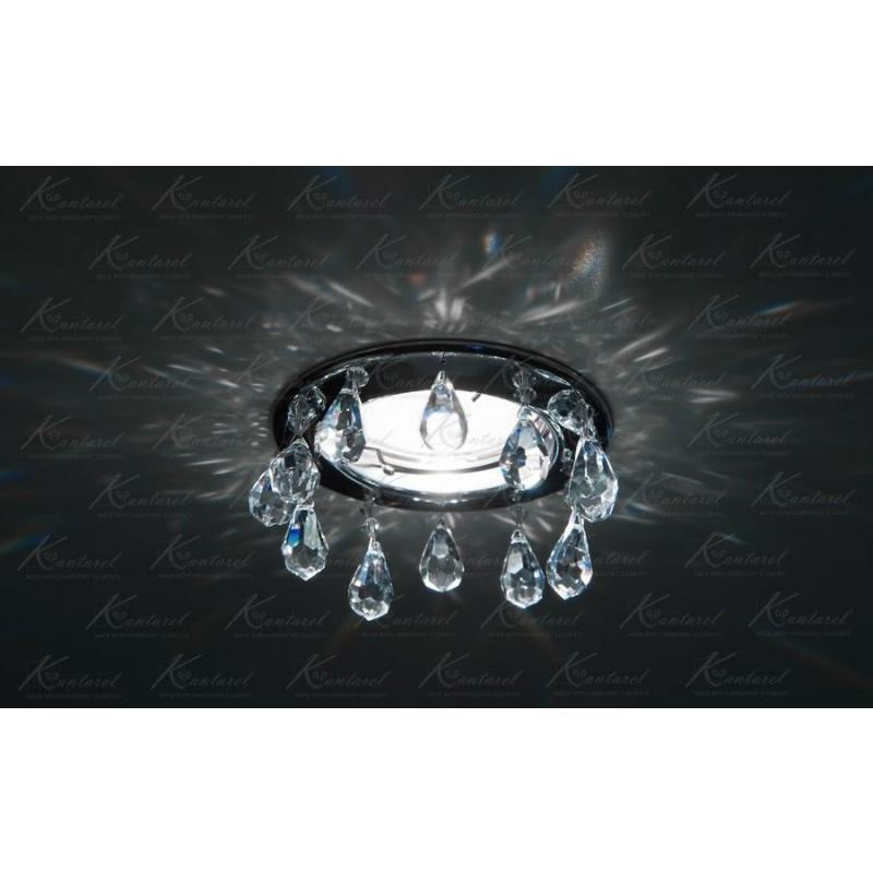 Встраиваемый светильник Kantarel Globula CD 035.2.1