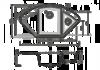Схема Omoikiri Sakaime 105C-SA