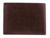 Портмоне Piquadro Vibe, коричневое, 12,5х9х2 см