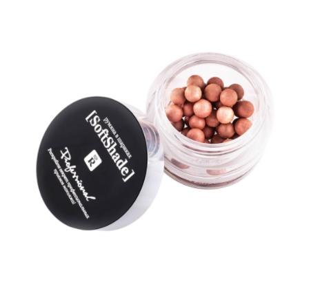 RELOUIS Румяна в шариках Soft Shade N03 персиковый