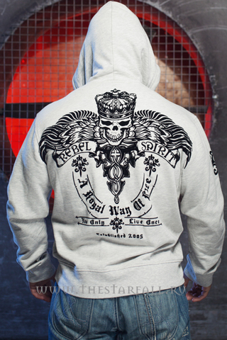 Толстовка Rebel Spirit FTZH141726