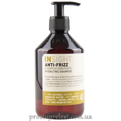 Insight Anti-Frizz Hair Hydrating Shampoo - Шампунь зволожуючий