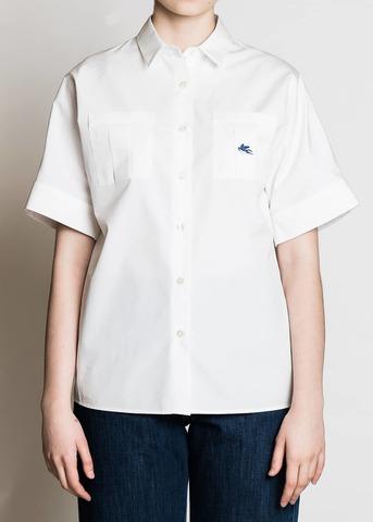 <p>Рубашка из хлопка</p> ETRO