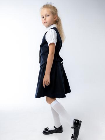 Комплект: жилет, юбка